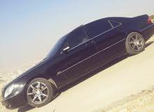 مرسيدس غواصة S430 2002