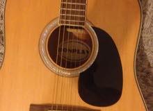 guitar acoustic bonplay (جيتار اكوستيك)  قاعد جديد