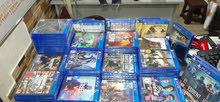 Large collection of ps4 new games