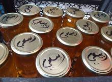 عسل ربيعي طبيعي  100/100