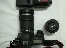 كاميرا canon 6D فل فريم عداد الشتر 3000