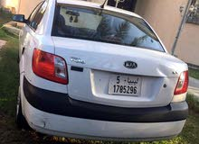 Kia Rio 2008 For sale - White color