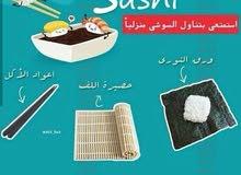 سوشي    sushi