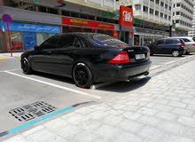 S500 L Brabus Kit full clean with one year insurance
