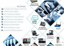Customized softwares