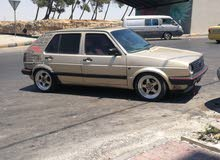 Used condition Volkswagen Golf 1988 with 10,000 - 19,999 km mileage