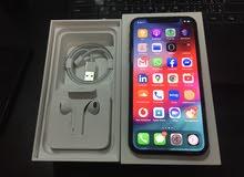 IPhone xs 64 space gray كسر زيرو