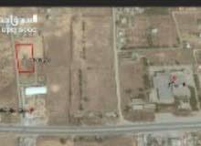 أرض للبيع 1000م السواني