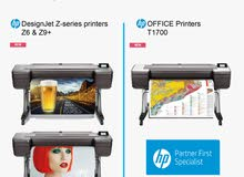 Naf HP Jordan New HP Plotter Arrival