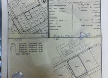 للبيع ارض سكنية شبه كورنر ممتازة في المعبيلة السادسة