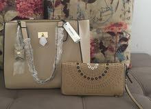 حقيبة يد+حقيبة اوراقcarpisa