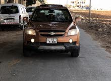 Automatic Used Chevrolet Captiva