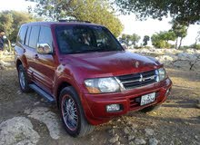 Available for sale! 190,000 - 199,999 km mileage Mitsubishi Pajero 2002
