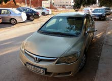 For sale 2008 Gold Civic