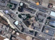 ارض مساحة 750 متر سكن ب خاص خلف جامعة البترا