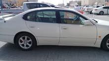 Lexus GS 1998 For sale - Silver color