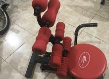 جهاز تمارين تقويه عضلات البطن
