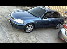 For sale 1997 Blue Civic