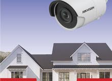 عرض كاميرات المراقبة 5 ميجا مع خدمة التوصيل