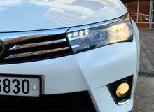 Toyota Corolla 2015 Full Loaded