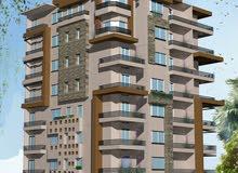 شقة للبيع بجوار فندق راضى خطوات الى البحر مساحات من 55 م حتى 90 م و باسعار تبداء من 210 الف فقط