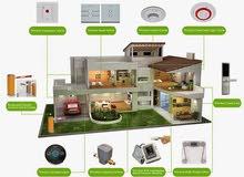 البيوت الذكية تحكم بمنزلك عن طريق هاتفك من خلال الأجهزة الذكية لاسلكي