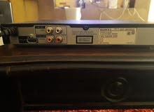 DVD SONY HDMI مستعمل للبيع بحالة ممتازة السعر15 دينار
