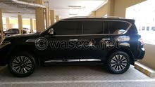 Nissan Patrol 2013 For sale - Black color