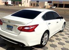 Nissan Altima 2017 For sale - White color