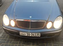 Mercedes Benz E 240 car is available for sale, the car is in  condition
