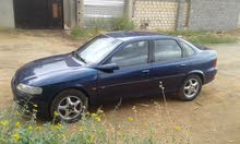 Blue Opel Vectra 1999 for sale