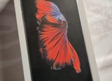 iphone 6s plus32gbمتبرشم ( no active)5600