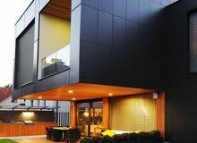 شقة جديده دور اول شارع المدار أجانب فقط