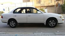 For sale Used Corolla -