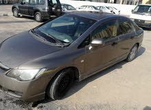 +200,000 km Honda Civic 2008 for sale