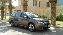 condition Honda Odyssey 2014 with  km mileage