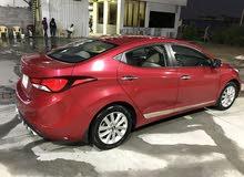 Maroon Hyundai Elantra 2015 for sale