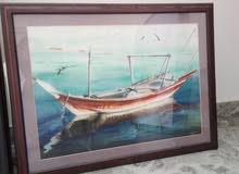 لوحات ورسومات للبيع والطلب