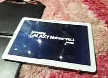 تاب Samsung galaxy note 12.2 pro حالة ممتازة