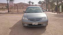 Automatic Honda 2005 for sale - Used - Aqaba city