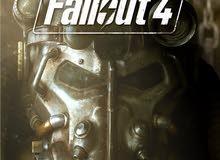 للبيع fallout4 و just cause3