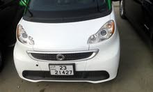 White Mercedes Benz Smart 2014 for sale
