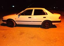 Manual White Toyota 1998 for sale