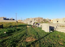 قطعة أرض(مساحتها 520 متر ) بمنطقة الخلة... بالقرب من السدرة