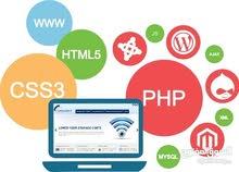 مطلوب مبرمج مواقع الكترونية