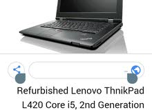 Lenovo laptop for sale and exchange in mobi
