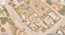 1500 متر مربع بمنطقة الرملة عليها 4 منازل للبيع