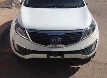 Automatic White Kia 2013 for sale