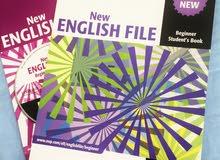 كتاب oxford beginner للبيع جديد مع cd