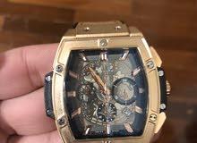 ساعة هوبلوت جنيف